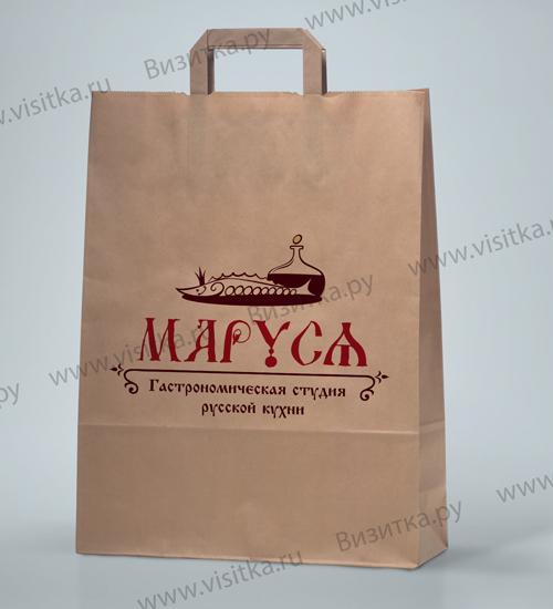 Пакеты с логотипами самара