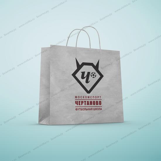 Пакеты полиэтилен с логотипом