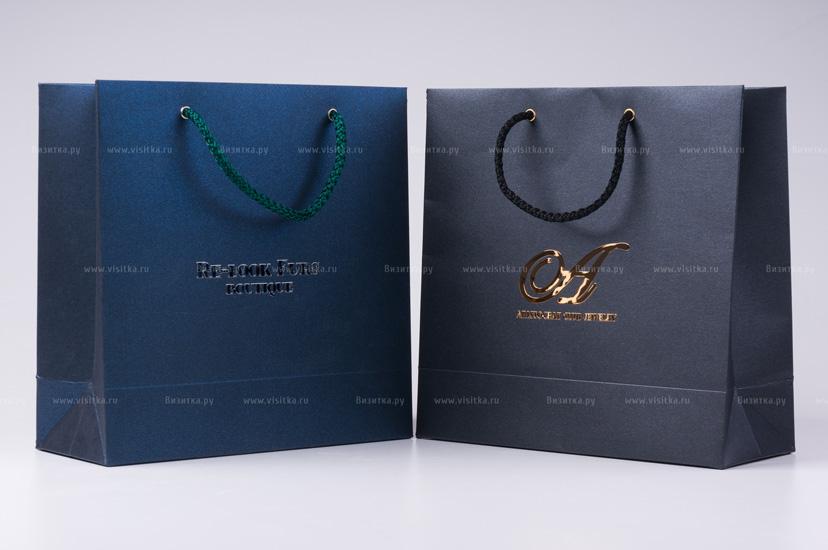 Бумажные пакеты с логотипом белгород